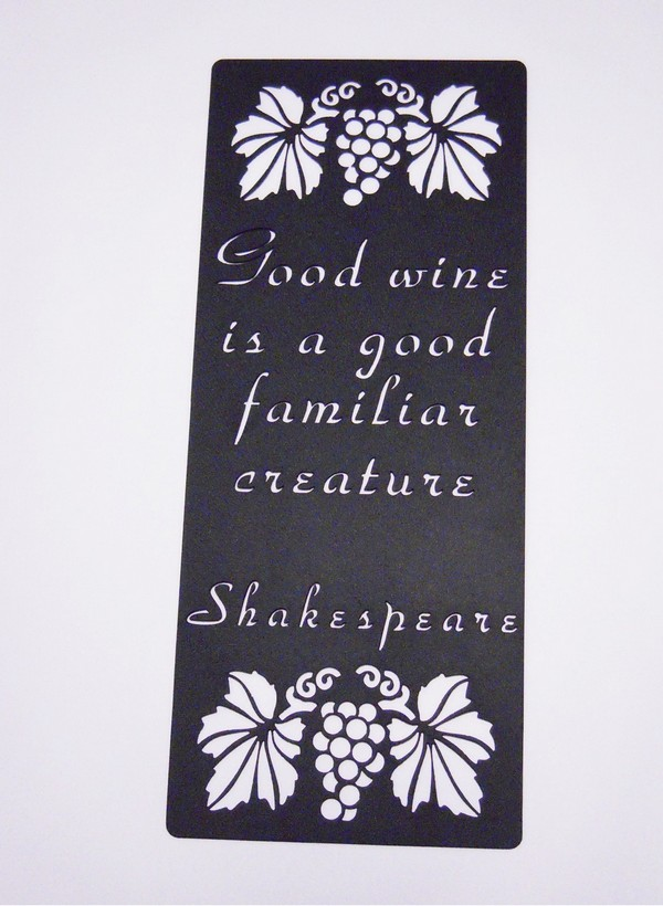 Shakespeare Wine Quotes