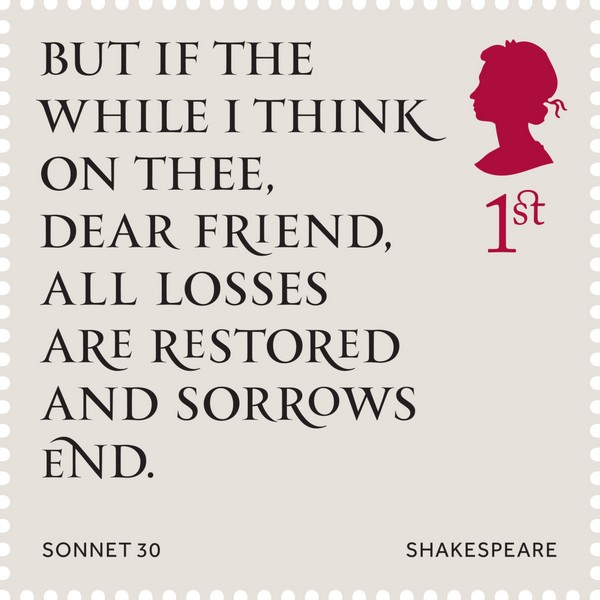 Sonnet30 Shakespeare Quotes