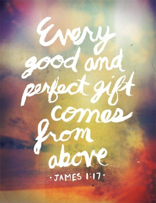 God Gift Bible Quotes