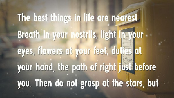 Philosophical Quotes For Life