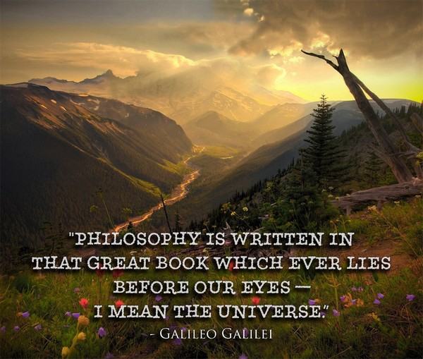 Philosophical Quotes About Nature
