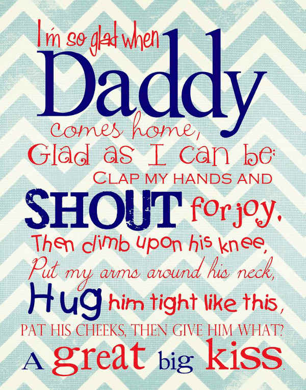 lovable father daughter quotes