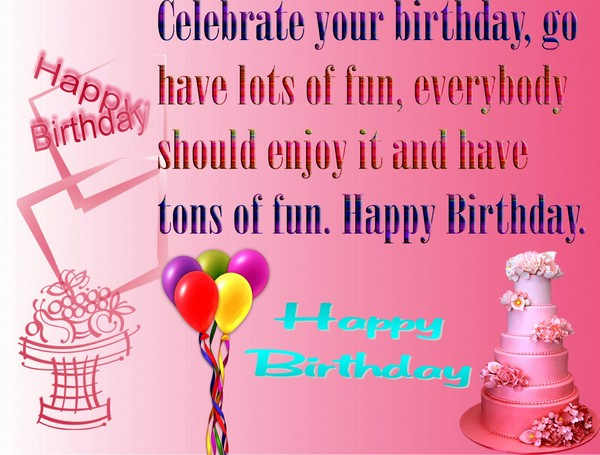 Happy Birthday Wishes For Friend Cards