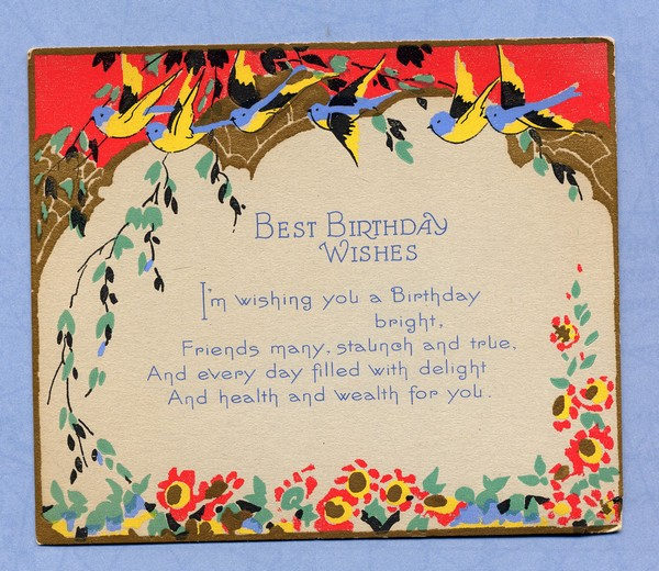 Happy Birthday Wishes For Friend With Cake