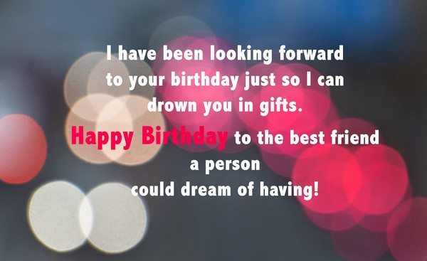 Happy Birthday Wishes For Friend In Spanish
