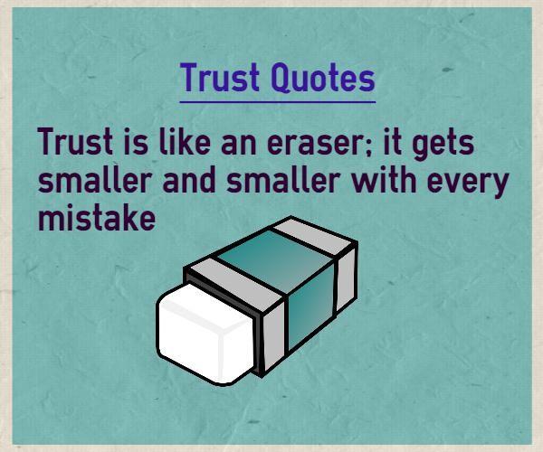 Trust Quotes For Him