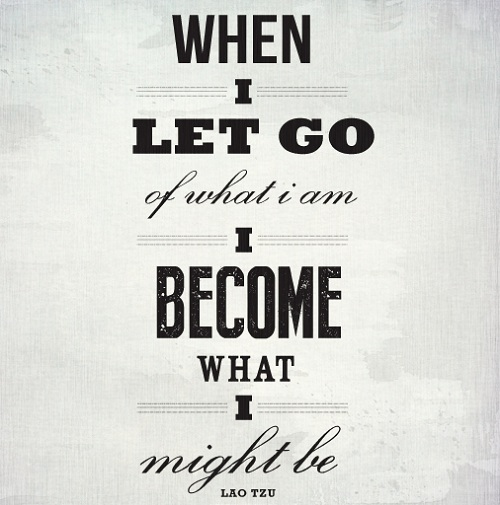 Let Go Lovely Quotes