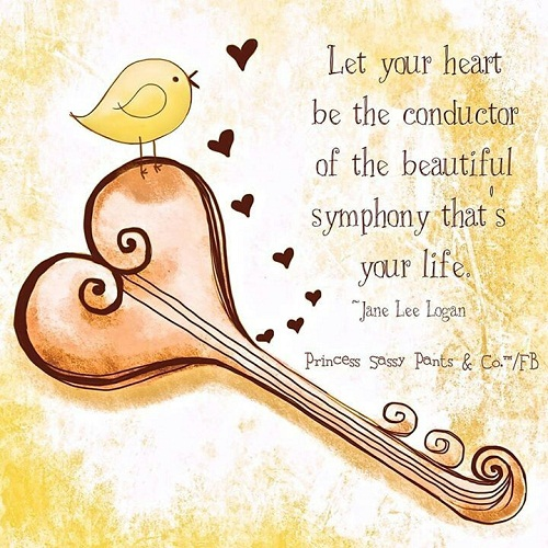 Beautiful Symphony Lovely Quotes