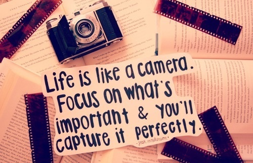 Camera Lovely Quotes