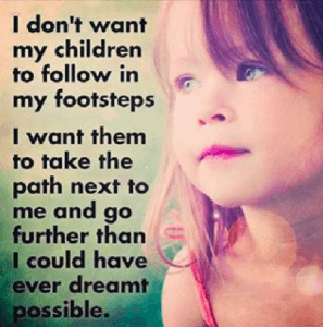 footstep-quotes-mother-daughter-quotes