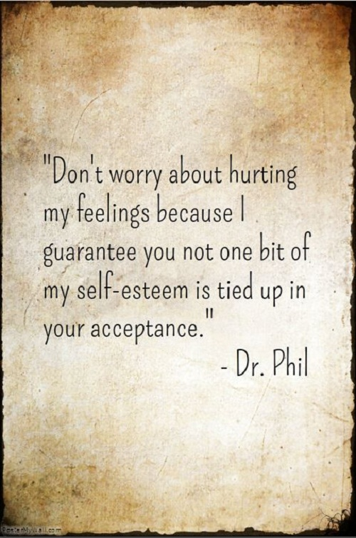 Acceptance Struggle Quotes