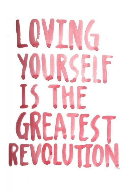 Loving Yourself Struggle Quotes