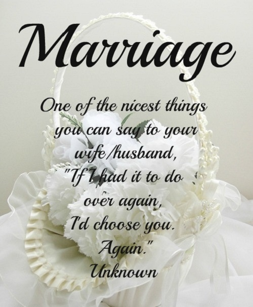 Short Famous Marriage Quotes