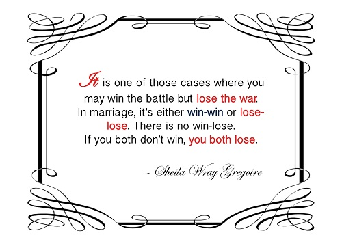 Short Cool Marriage Quotes