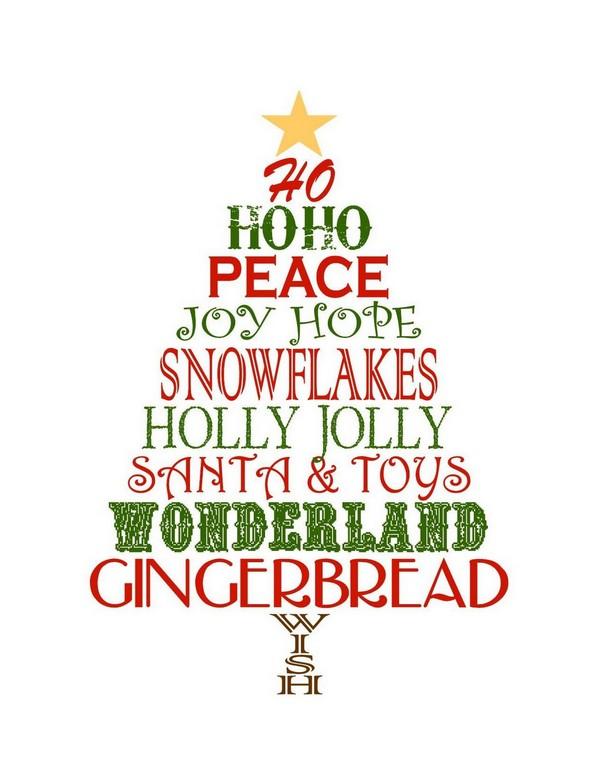 110 Merry Christmas Greetings, Sayings