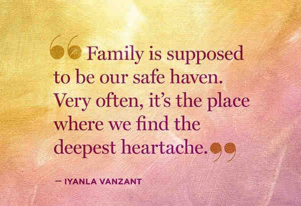 As provider of safe haven family quotes.