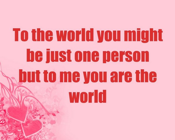 Short Famous Love Quotes