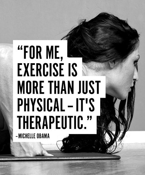 Therapeutic Gym Quotes