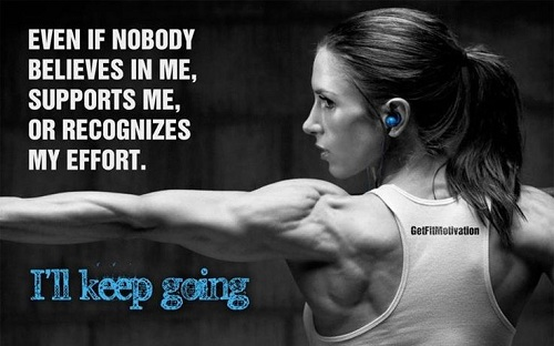 Nobody Believes Gym Quotes