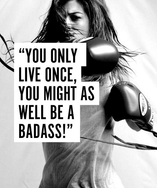 Live Once Gym Quotes