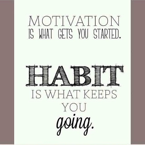 Habit Gym Quotes