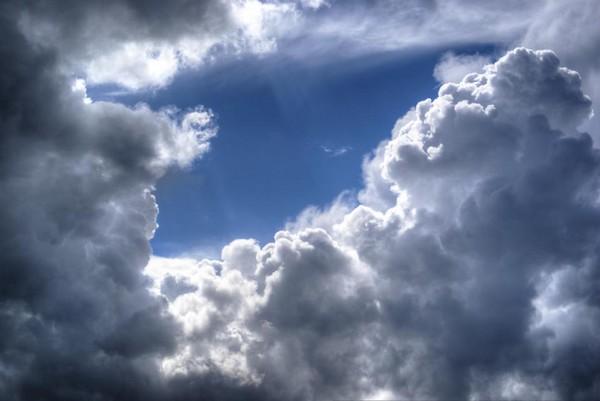 good morning blue sky