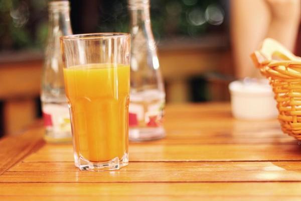 orange juice good morning images