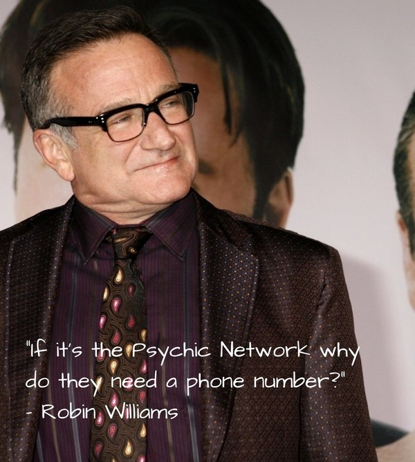 Robin Williams Famous Quotes