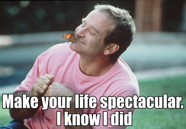 Robin Williams Aladdin Quotes