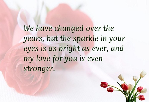 Sparkle Love Quotes for Husband