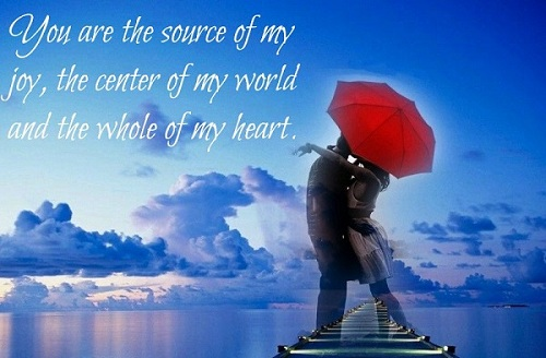 Source of my Joy Love Quotes for Husband