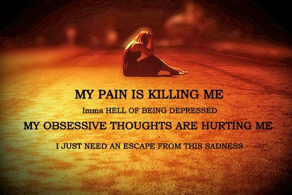 Sad Quotes About Pain