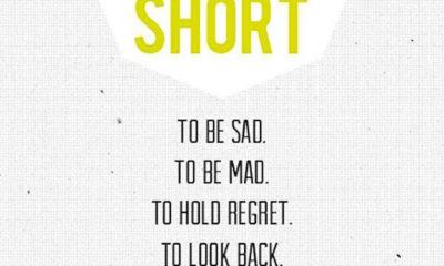Life Is Far Too Short