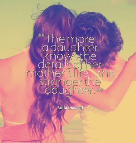 Life Quotes Mother Daughter Quotes