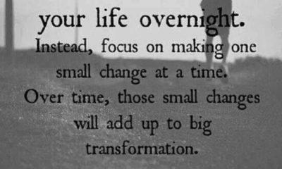 Overhaul Your Life