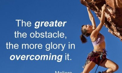 The Greater The Obstacle