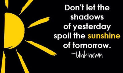 The Shadows Of Yesterday