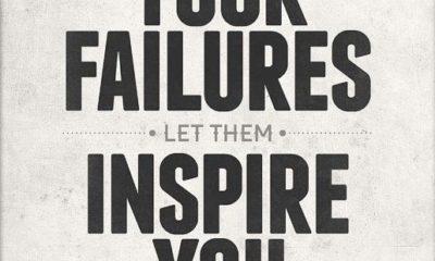 Your Failures