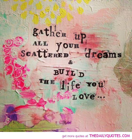 Your Scattered Dreams