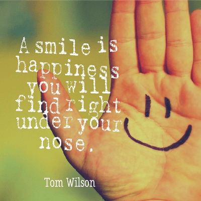 Happy Smile Quotes