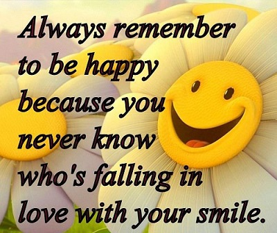 Short Smiling Quotes