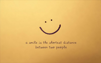 Short Quotes About Smiling