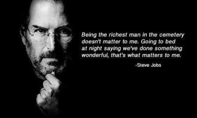 Being Richest Person