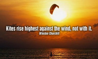 Against The Wind