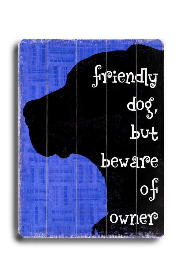 Beware Of Dog Quotes