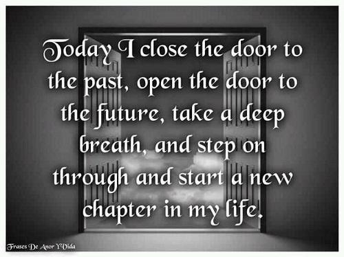 Close the Door Graduation Quotes