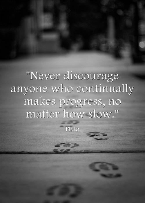 Discouraging Someone Graduation Quotes
