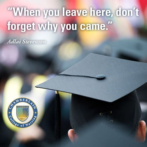 Adlai Stevenson Graduation Quotes