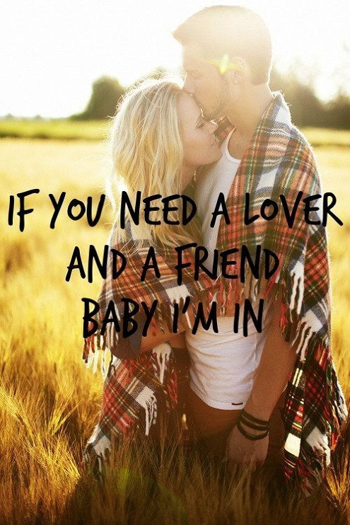 Sexy love quotations for your bae