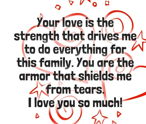 The Armor Love Quotes for Husband